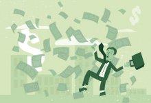 pieniądze grafika