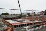 ogrodzenie na placu budowy
