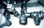 instalacja wodna, rury