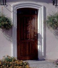 Zewnętrzne drzwi